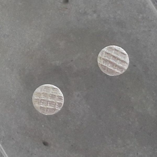 smyckensmatt orhange rutmonstrade fasta e1504037145494 600x600 - Rutmönstrade rundlar